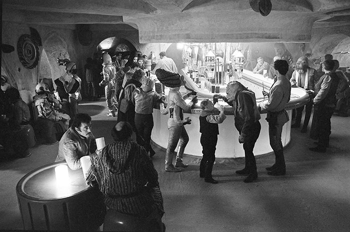 Star Wars Cantina 5