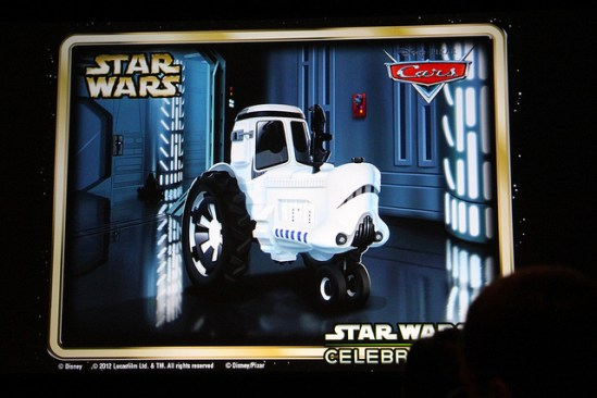 Star Wars Cars 6