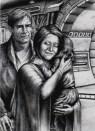 Star Wars Episode VII fanart - Grandparents
