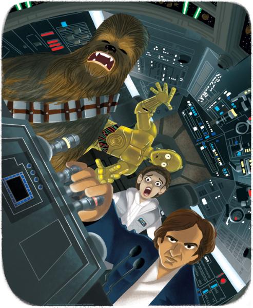 Star Wars - James Silvani