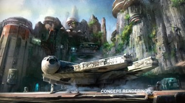 Star Wars Land (2)
