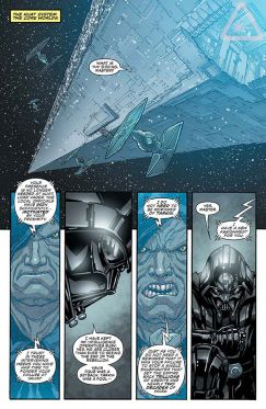 Star Wars preview page 1