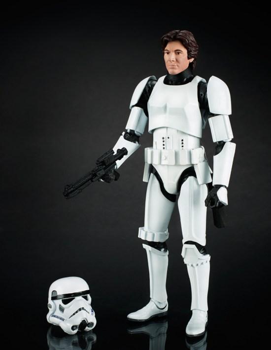 Star Wars toys - Han Solo Stormtrooper