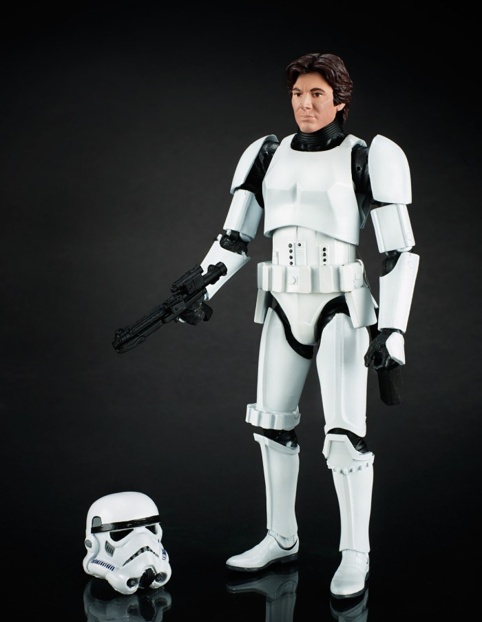 Star Wars toys - Han Solo Stormtrooper