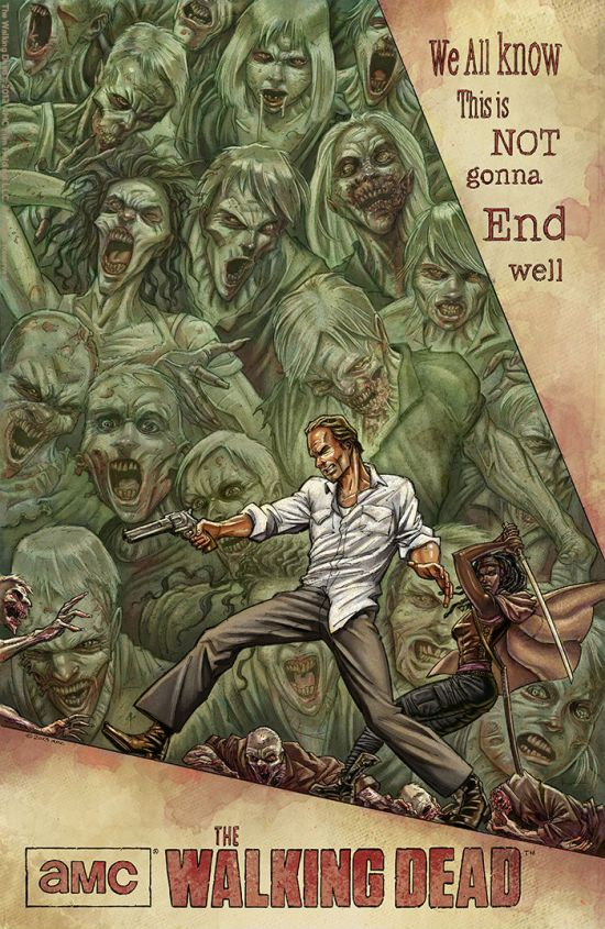 Steve Kurth - Walking Dead