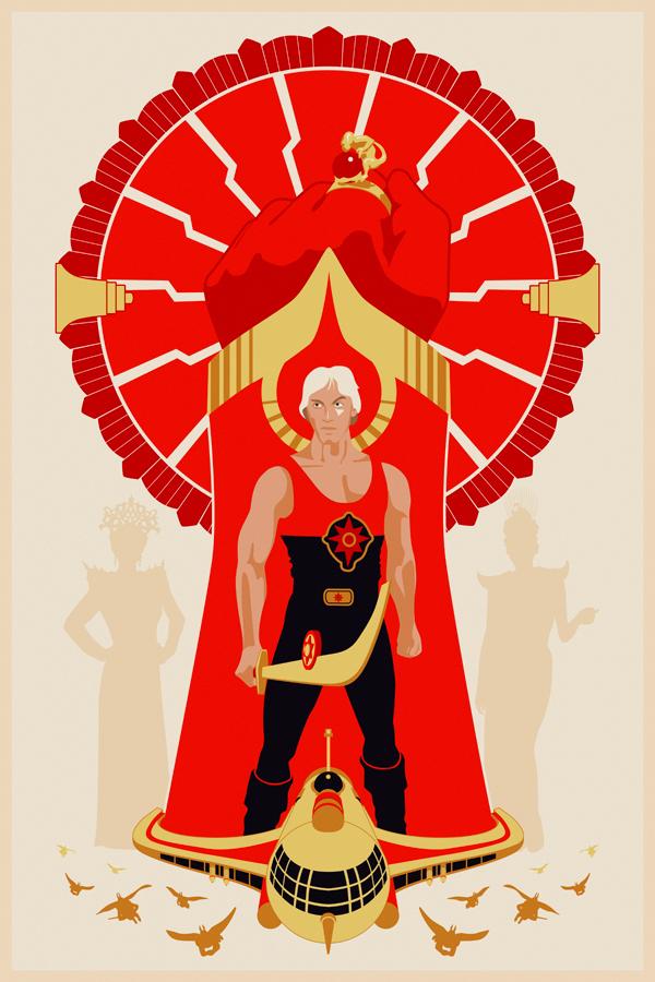 Steve Thomas - Flash Gordon