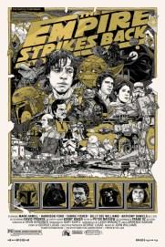 Tyler Stout The Empire Strikes Back Variant