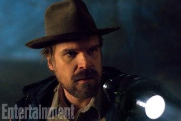 Stranger Things Season 2 - David Harbour as Chief Jim Hopper