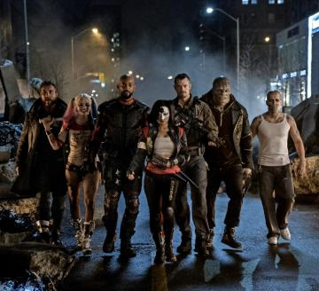 Suicide Squad - gang
