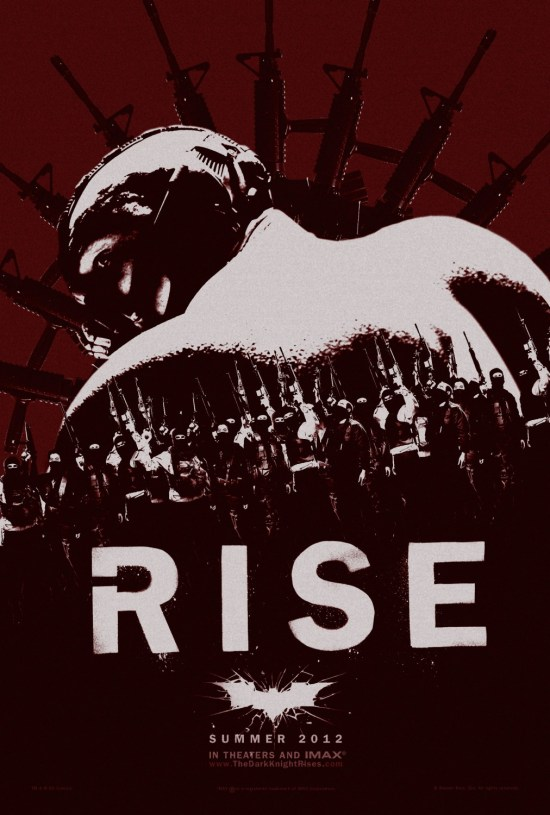 The Fire Rises Viral Poster