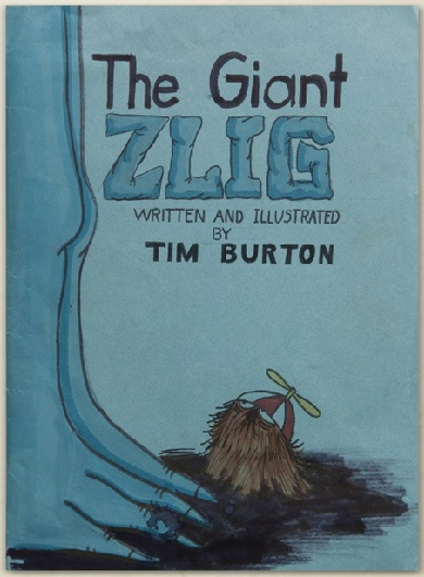 The Giant Zlig Cover