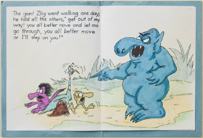 The Giant Zlig 2