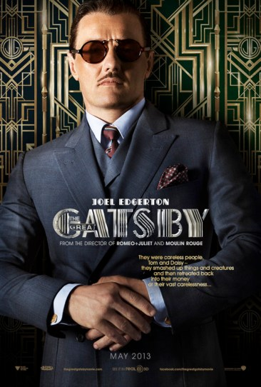 The Great Gatsby - Joel Edgerton as Tom
