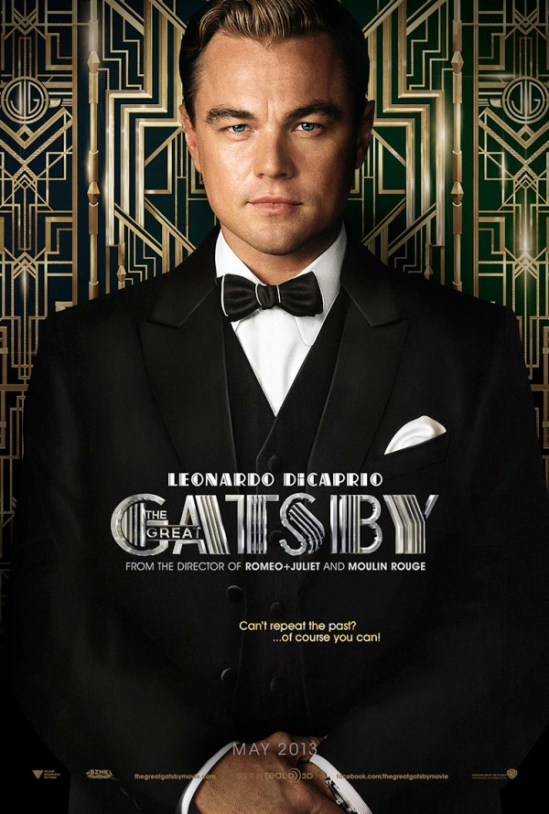 The Great Gatsby - Leonardo DiCaprio as Gatsby