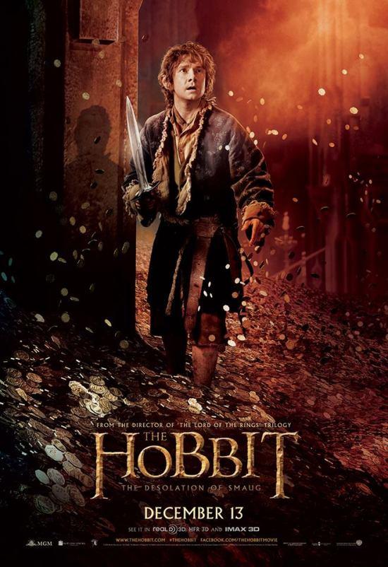 The Hobbit The Desolation of Smaug - Bilbo