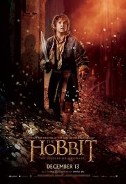 The Hobbit The Desolation of Smaug - Bilbo