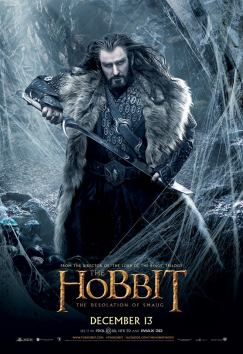 The Hobbit The Desolation of Smaug - Thorin