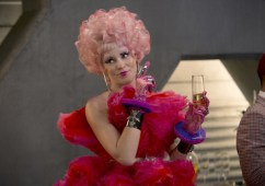The Hunger Games Catching Fire - Elizabeth Banks as Effie Trinket