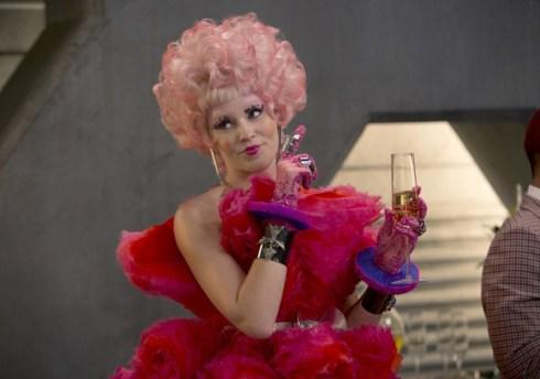 The Hunger Games Catching Fire - Elizabeth Banks as Effie Trinket