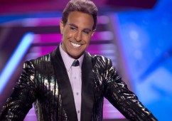 The Hunger Games Catching Fire - Stanley Tucci as Caesar Flickerman