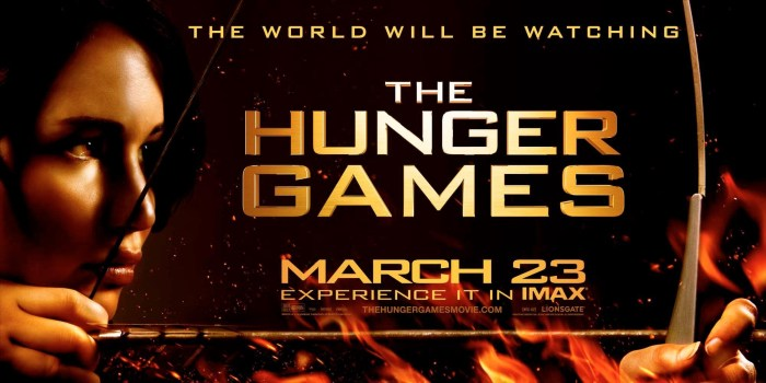 The Hunger Games IMAX Banner (Full)