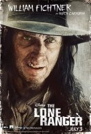 The Lone Ranger - William Fichtner as Butch Cavendish