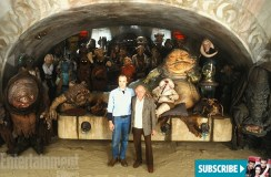 The Making of Star Wars Return of the Jedi - Phil Tippet and Stewart Freeborn