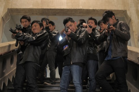 The Raid 2 gang