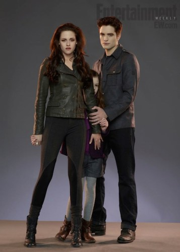 The Twilight Saga Breaking Dawn - Renesmee 1