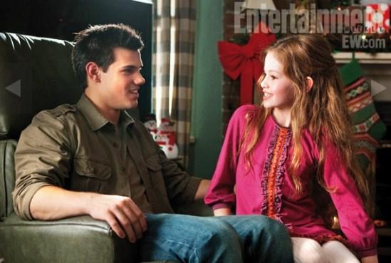 The Twilight Saga Breaking Dawn - Renesmee 4