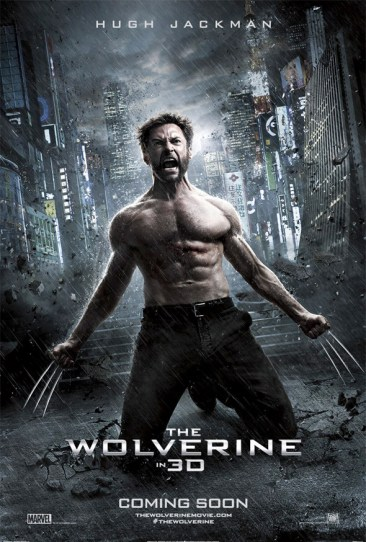 The Wolverine poster 2