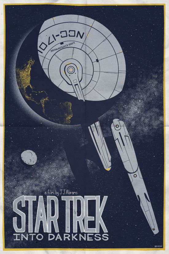 Tim Anderson - Star Trek Into Darkness