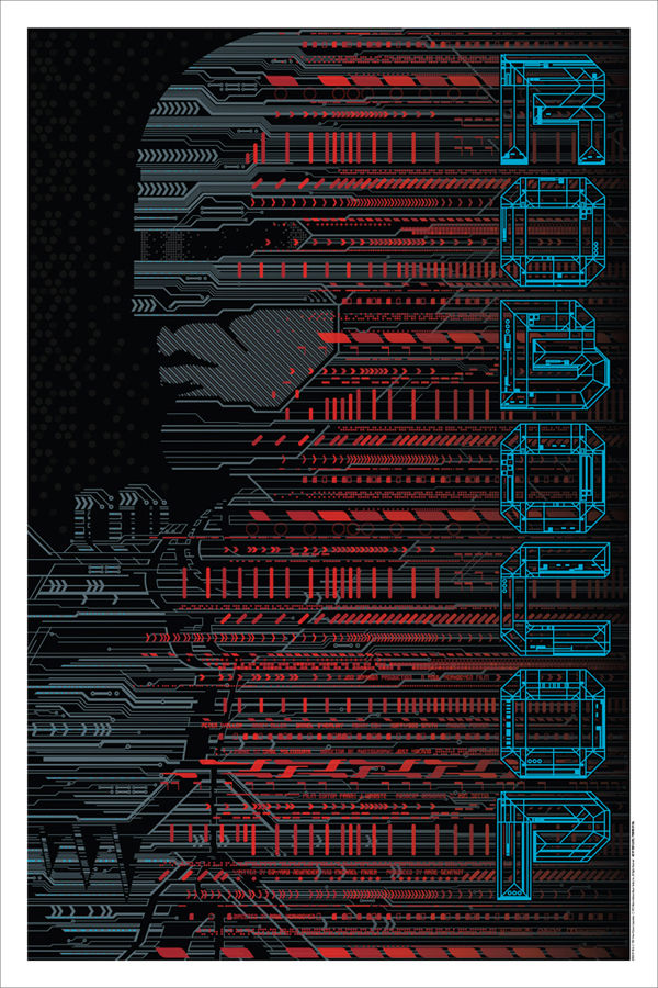 Todd Slater - RoboCop Variant