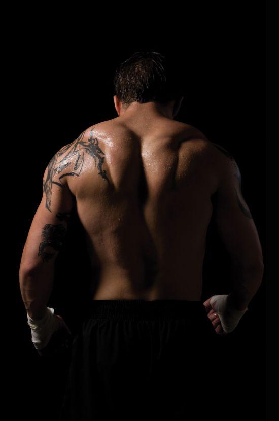 Tom Hardy - Warrior 3