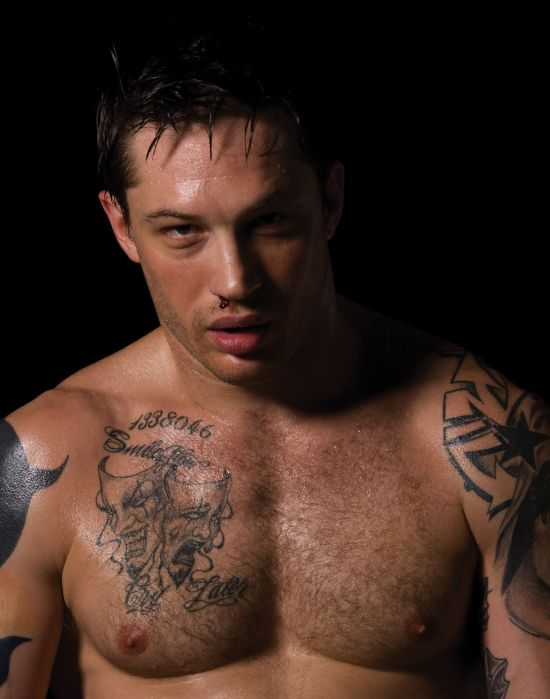 Tom Hardy - Warrior 4