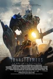 Transformers 4 poster Latin America