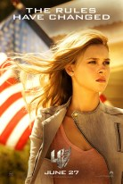 Transformers Age of Extinction - Nicola Peltz poster