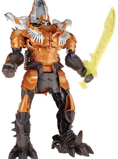 Transformers Age of Extinction toy - Stomp and Chomp Grimlock