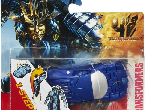 Transformers Age of Extinction toy - movie Drift