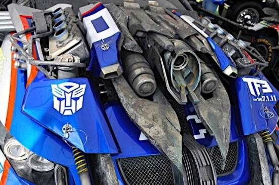 Transformers Nascar 6