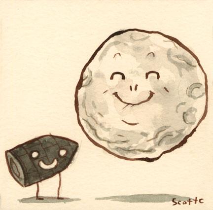 Trip to Moon - Scott C
