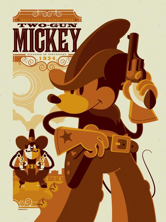 Two Gun Mickey - Whalen