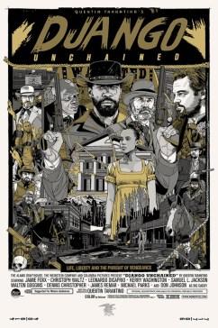 Tyler Stout - Django Unchained variant