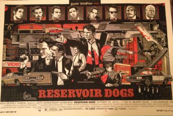 Tyler Stout - Reservoir Dogs 1