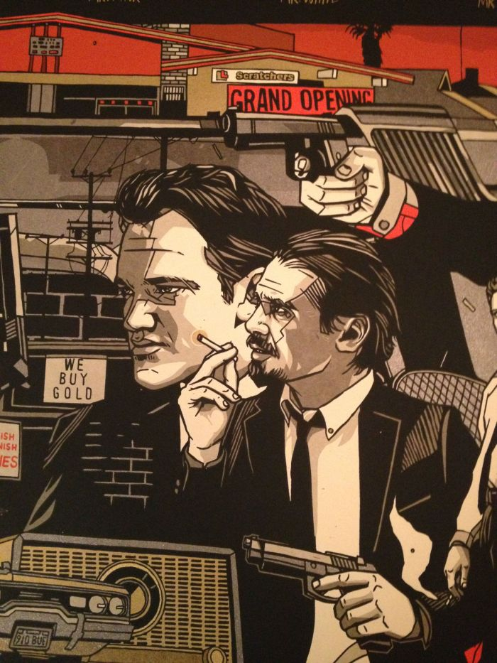 Tyler Stout - Reservoir Dogs 5