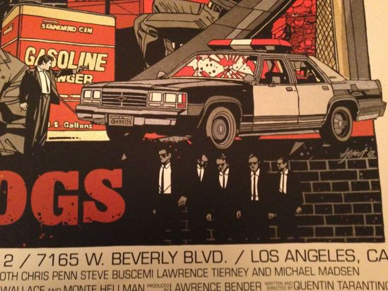 Tyler Stout - Reservoir Dogs 6