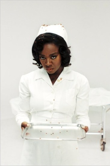 Viola Davis as the Vengeful Caretaker