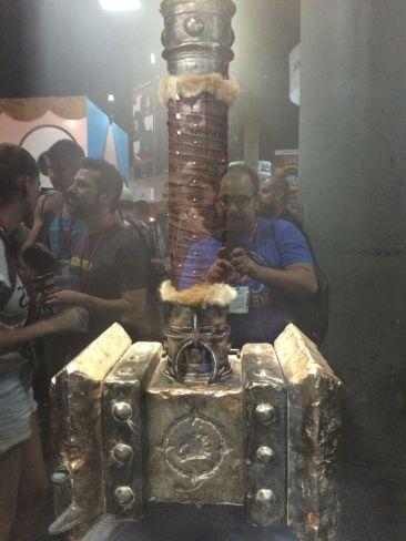 Warcraft hammer