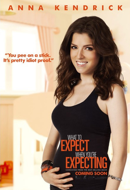 What to Expect When You're Expecting - Anna Kendrick