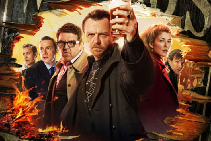 World's End One Sheet header